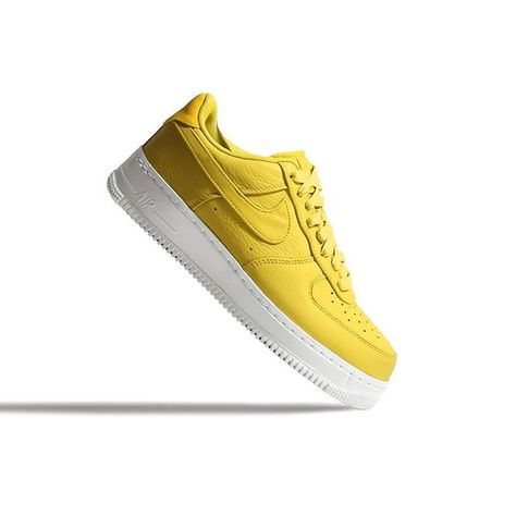 e6ba8bd59dcfe the NikeLab Air Force 1 Low  Citron  releases tomorrow
