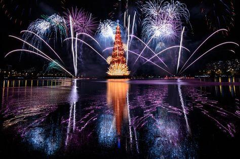 Pin for Later: Frohe Weihnachten! So feiern die Menschen rund um den Globus. Rio de Janeiro