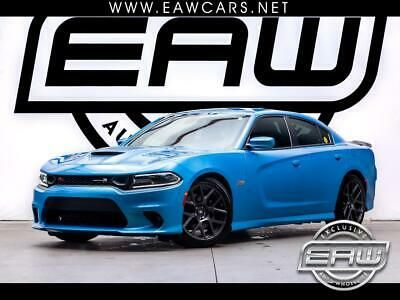 Ebay Advertisement 2019 Dodge Charger R T Scat Pack 2019 Dodge Charger R T Scat Pack 5326 Miles Blue Engine 6 4l V8 Srt Hemi M In 2020 Scat Pack Dodge Charger Dodge