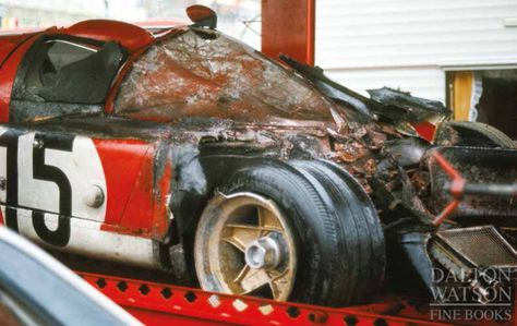Steve McQueen Acrylglasbild Le Mans