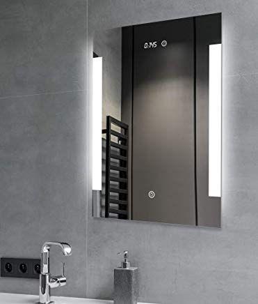 Sgspiegel Badspiegel Mit Beleuchtung A 705016 Badezimmerspiegel