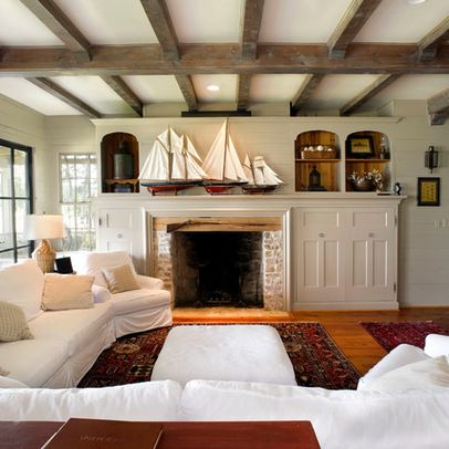 Off Center Fireplace Design Ideas Pictures Remodel And Decor