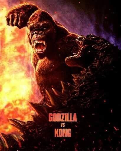Armand S Rancho Del Cielo Godzilla Vs Kong Synopsis Released King Kong Vs Godzilla Godzilla Godzilla Vs