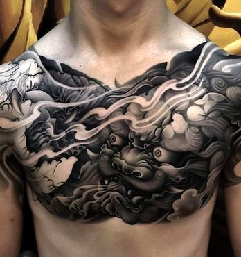 Chinese Tattoo Designs Yim Pdfhive Chinese Tattoos Designs Tattoos For Girls Smalltattoo Japanese Tattoo Cool Tattoos For Guys Japanese Tattoo Designs