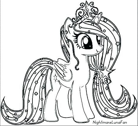 My Little Pony Coloring Pages Twilight Sparkle My Little Pony Princess Coloring Pages Pon My Little Pony Coloring Unicorn Coloring Pages My Little Pony Unicorn