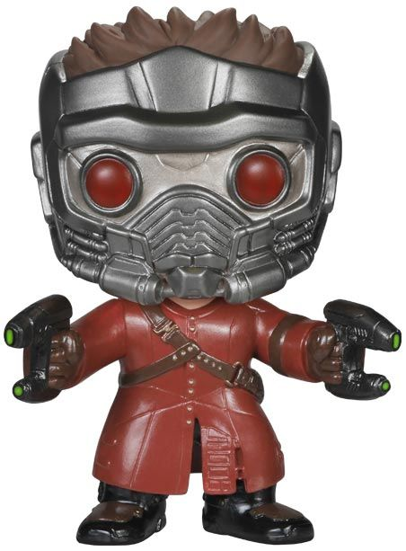 Guardians Of The Galaxy Star Lord Pop! Bobble - 550 points  (SOLD OUT)
