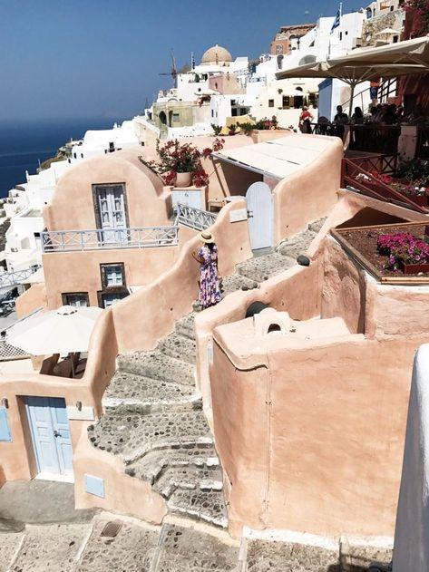 Santorini Guide – Please, Do Tell