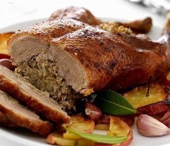 طريقة عمل بط بالفريك فى خطوات بسيطة Duck Recipes Pork Recipes
