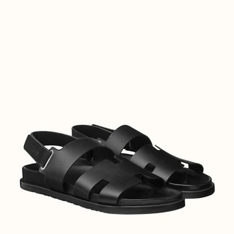 Takara Sandal H191382zh02405 Mens Leather Sandals Loafers Men