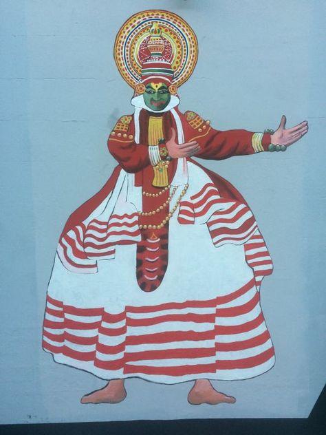 Murals - Kerelan Dancer