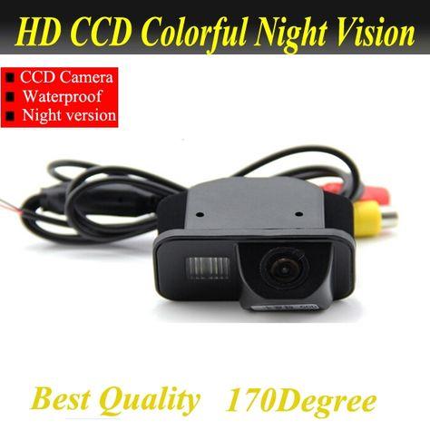 New Car Rearview Camera 4LED Night Vision for Mitsubishi ASX 2011 2012 2013 2014