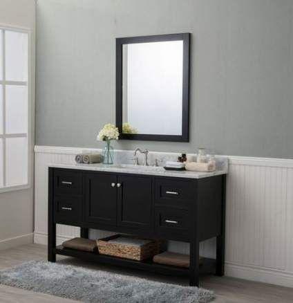 New Bathroom Vanity Marble Top, Bathroom Vanity With Top