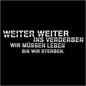Zitate rammstein Rammstein Quotes