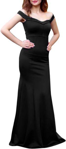 اف جى فستان خامات متعددة اسود مناسبة خاصة نساء Pinterest Fashion Black Dress Fashion