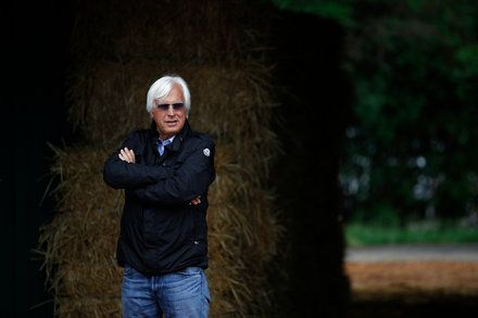 In Defense of Justify Bob Baffert Lets Others Do the Talking for a Change Horse Racing Triple Crown (Horse Racing) Justify (Race Horse) Kentucky Derby Santa Anita Derby Doping (Sports)