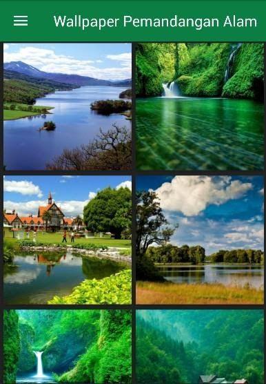 10 Pemandangan Alam Buat Wallpaper Download Wallpaper Pemandangan Alam Apk Latest Version App Download Gambar Wallpaper Di 2020 Pemandangan Fotografi Alam Lanskap