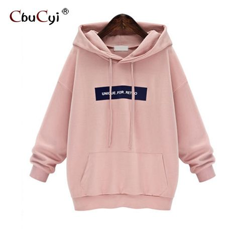 womens hoodies loose moletom feminino com capuz kawaii clothes tumblr  sweatshirt sudaderas mujer 2017 d8e9698da57