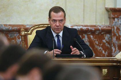 Медведев похвалил снимающих жилье россиян