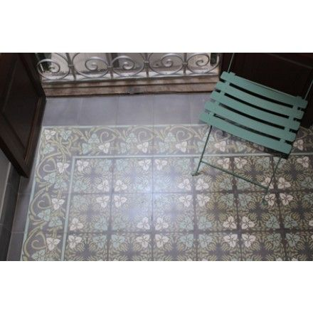 Via Gmbh Zementmosaikplatte No 61 Dunkelgrau Viaplatten Viatiles Viafliesen Viazementfliesen Interiordesigndetails Decointe In 2020 Mosaik Restaurant Design Zement