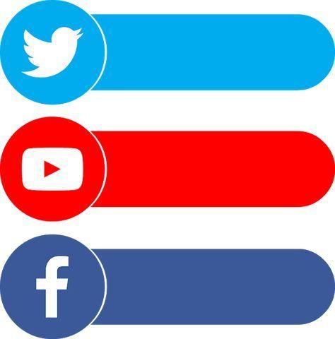 Pin By Julekha Begum On H Social Media Logos Icon Facebook Youtube