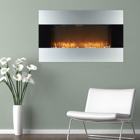 Home Improvement Wall Mount Electric Fireplace Modern Outdoor Fireplace Electric Fireplace
