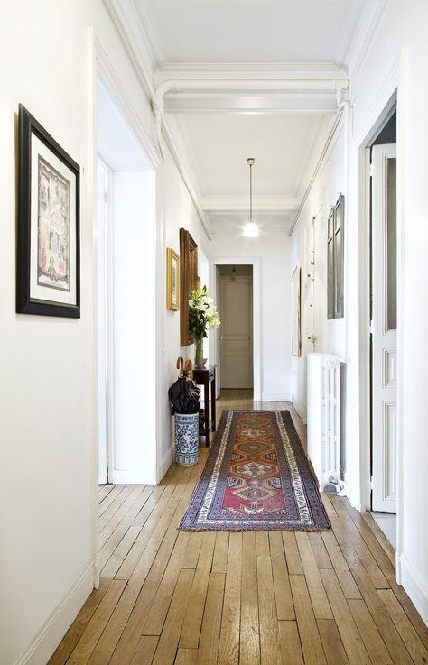 Der Flur Ist Das Stilvolle Aushangeschild Einer Wohnung So Auch