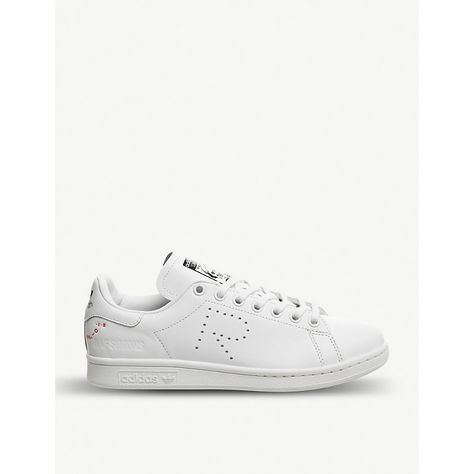online store e664a 7d7c4 ADIDAS BY RAF SIMONS STAN SMITH LEATHER TRAINERS.  adidasbyrafsimons  shoes
