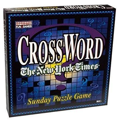 Cross Word The New York Times Sunday Puzzle Game In 2020 Puzzle Game Words New York Times