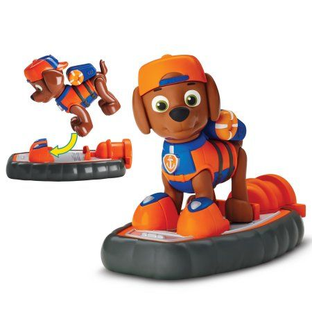 """Nickelodeon MARSHALL PAW PATROL FIGURINE Cake TOPPER  Firefighter 1.75/"""" Toy NEW"""