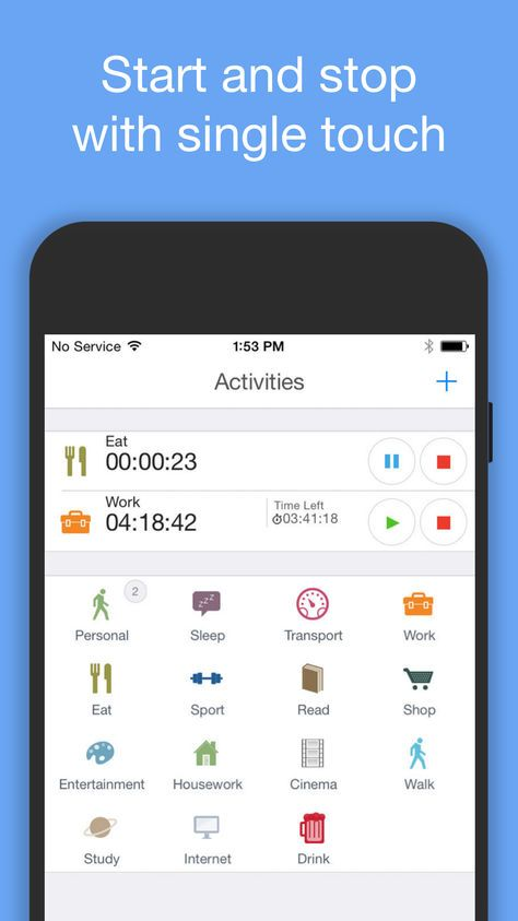 Ios Atimelogger 2 4 99 To Free App Time Tracker Entertaining