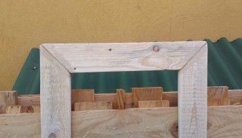 comment fabriquer un cadre en bois