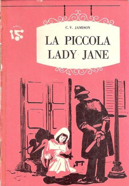 La piccola Lady Jane - Cecilia Jamison