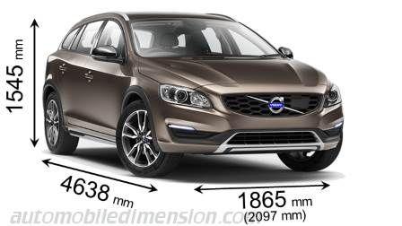 Image Result For Volvo V60 Dimensions 2015