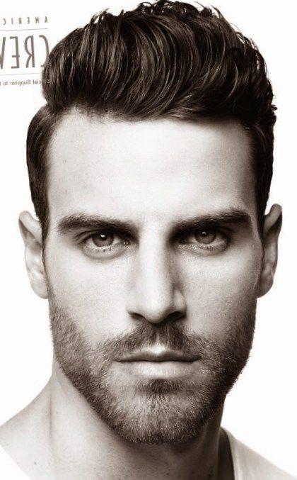 Cortes De Cabello Para Hombre Cara Redonda : cortes, cabello, hombre, redonda, Trendy, Peinados