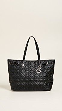 ed579d25434c What Goes Around Comes Around Dior Coated Canvas Panarea Large Tote ...