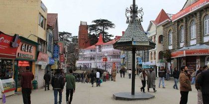 Taxi For Shimla Shimla Cool Places To Visit Walking In Nature