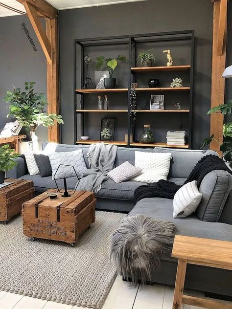 102 Living Room Furniture Design & Decoration Ideas #livingroomfurnituredesign #livingroomdecor #livingroom ~ aacmm.com