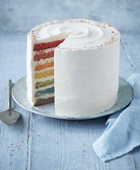Tanya Burr Bakes Recipes: S'mores Cupcakes, Carrot Cake, Super Duper Chocolate Cake, Rainbow cake, Cinnamon Buns and celebration Cake