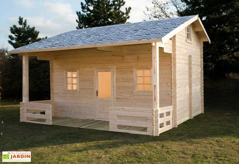 Maison bois en kit Design chalets Pinterest