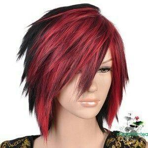 Ich Mag Das Diy Nagel Ich Mag Das Liebe Boxbraids Das Diy Hair Me Gusta Esto In 2020 Short Scene Hair Short Emo Hair Short Hair Styles