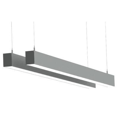 commercial indoor suspended led linear