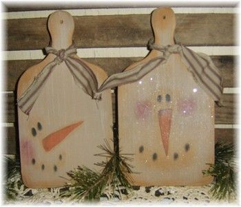 These would be cute to make for craft shows!