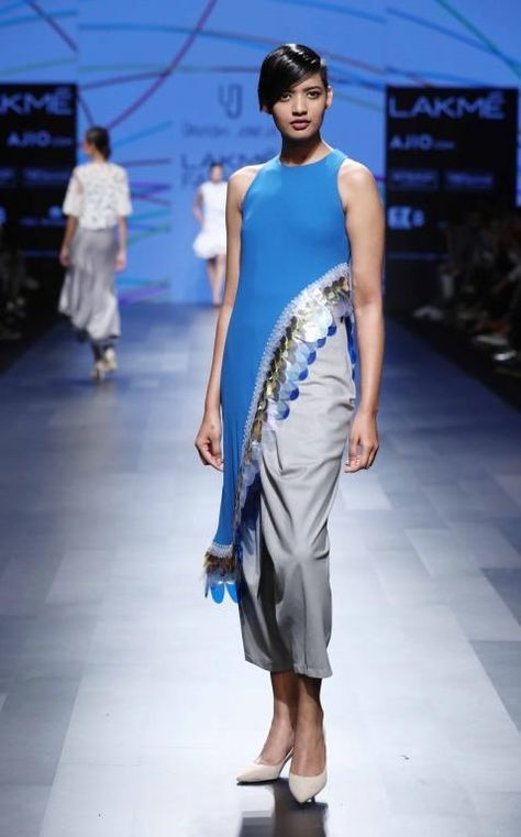 Urvashi Joneja - Lakme Fashion Week - SR 17 - 1 - Women's style: Patterns of sustainability