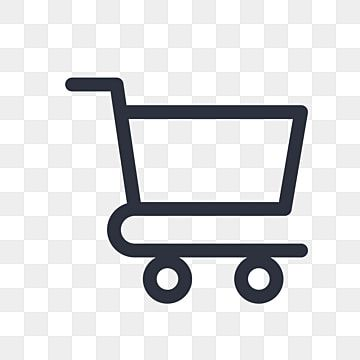 45+ Shopping Cart Clipart Black And White