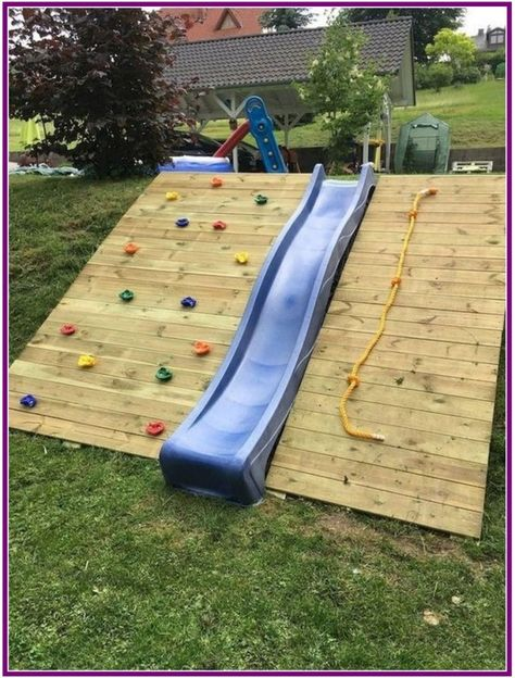 28+ Cool and Budget-Friendly Projects for a Kid's Play Area