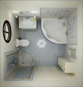 Comment Amenager Une Salle De Bain 4m2 Plans Petite Salle De