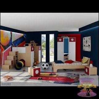 الوان دهانات غرف اطفال ولادي وبناتي 2021 Kids Room Inspiration Modern Kids Room Kids Bedroom Designs