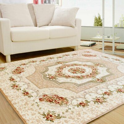 Details About European Style Living Room Carpet Vintage Big Area