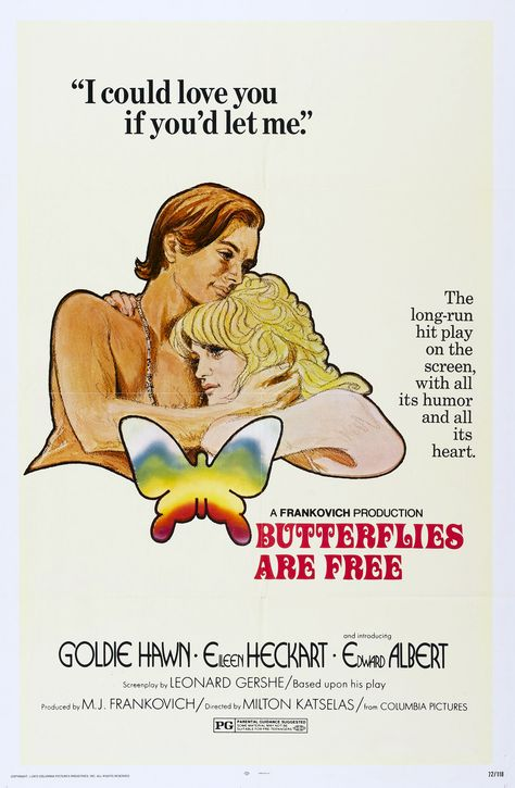 Butterflies Are Free (1972) - IMDb