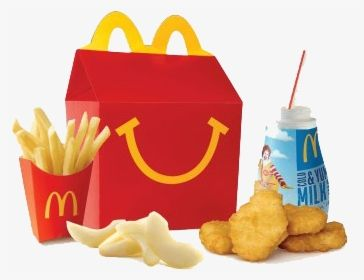 Mcdonalds French Fries Transparent Mcdonalds Chicken Nuggets Happy Meal Hd Png Download Healthy Mcdonalds Happy Meal Mcdonalds Chicken